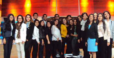Comunicación USAT en programa TV Perú Mundo