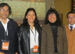 USAT presente en congreso iberoamericano