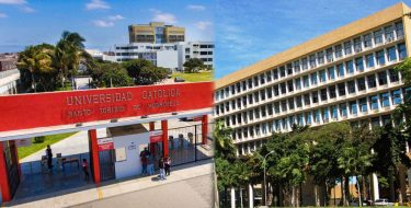 La USAT firma acuerdo de cooperación académica con la Universidad Federal de Río de Janeiro