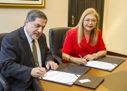 USAT e Instituto Nacional de Salud firman importante convenio de cooperación