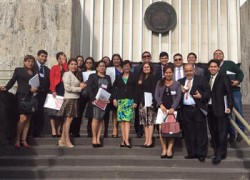 USAT organizó Pasantía al Sistema Judicial de Costa Rica