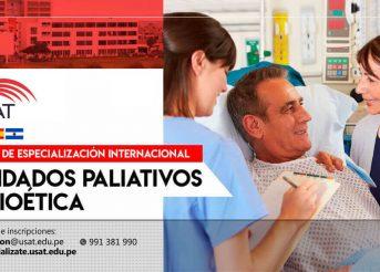 USAT inaugura Curso de Especialización Internacional de Cuidados Paliativos y Bioética