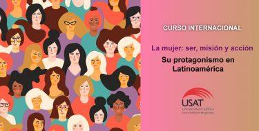 ¡Reto cumplido! : 29 profesionales concluyen curso sobre el protagonismo de la mujer en Latinoamérica