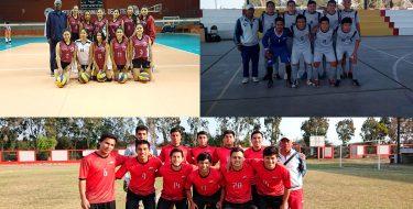Deportistas USAT clasifican a los XII Juegos Universitarios Regionales del Norte