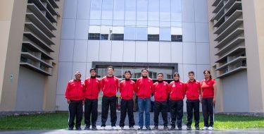 Delegación de Deportistas USAT participan de la 23° Universiada 2018