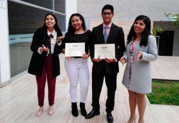 Estudiantes de la Facultad de Derecho USAT son semifinalistas de la IV Contienda de Derecho del Trabajo: Audiencia de Juzgamiento