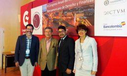 Docente USAT es elegido miembro del Instituto Iberoamericano de Derecho y Finanzas