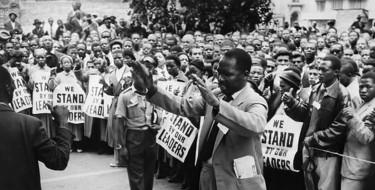 La discriminación racial en la historia