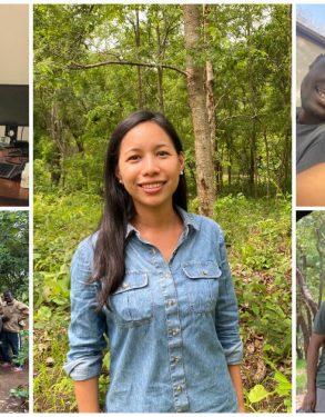 Egresada USAT lidera proyectos de comunicación para  la conservación y el desarrollo en la República Centroafricana