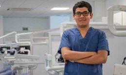 Egresado de la Escuela de Odontología obtiene reconocimiento por la Red de Salud Ferreñafe – Dirección Regional de Salud Lambayeque