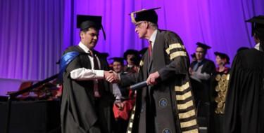 Egresado USAT culmina estudios de postgrado en reconocida universidad australiana