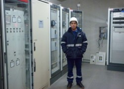 Steve Másquez Castillo – Ingeniero Mecánico Eléctrico USAT