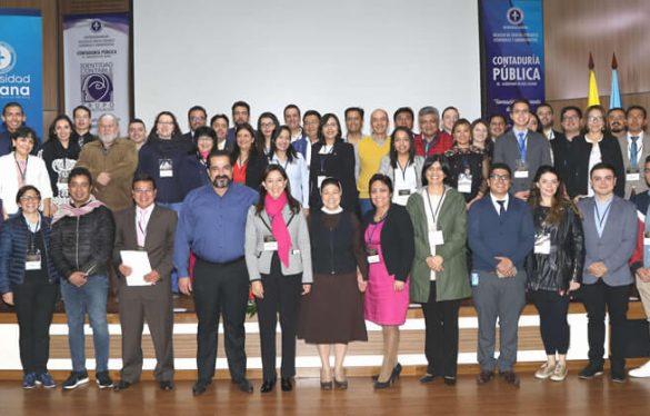 Docente USAT participó como ponente del VI encuentro nacional y i internacional de profesores de contaduría pública