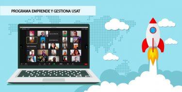 Equipo del Instituto Empresa Sociedad – IES USAT capacita a emprendedores y empresarios de diferentes regiones del país
