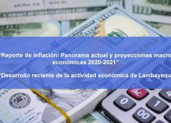 Escuela de Economía USAT organiza charla informativa con ponentes del Banco Central de Reserva del Perú (BCRP)