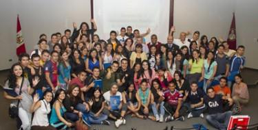 USAT recibe delegación de estudiantes de la Universidad Nacional de Loja- Ecuador