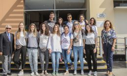 USAT recibe a estudiantes extranjeros