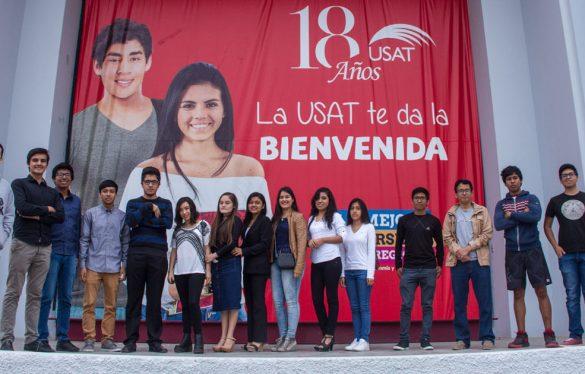 Estudiantes de Ingeniería USAT innovan con aplicaciones web