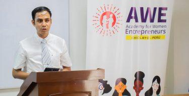 Competencia final de la Academia para Mujeres Emprendedoras – AWE Chiclayo se desarrollará en la USAT