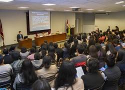 Expertos internacionales del Derecho Natural reunidos en la USAT
