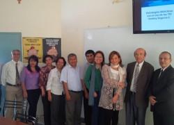 Ponentes extranjeros abordaron las TIC en la USAT