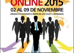 Feria Laboral ONLINE 2015