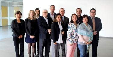 USAT participa en Proyecto Internacional