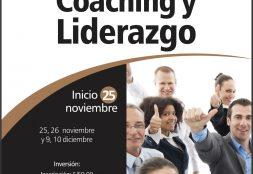 Curso. Coaching y Liderazgo
