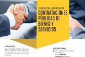 Curso taller Básico. Contrataciones Públicas de Bienes y Servicios