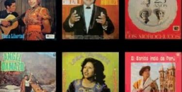 """ICUSAT presenta muestra """"FONO – GRAFÍAS: 100 años de música popular en el Perú"""""""