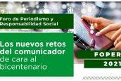 Escuela de Comunicación USAT organiza  II Foro de Periodismo y Responsabilidad Social