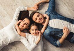 Un modelo para fortalecer la vida en familia