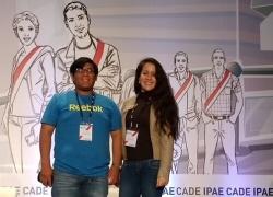 Estudiantes USAT Participan en CADE Universitario 2014