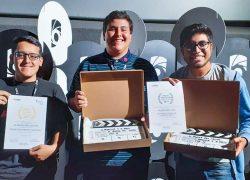 Estudiantes de Comunicación USAT ganan festival internacional Cortos de Vista