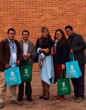 Docente USAT realiza Estancia Académica en  Universidad de La Sabana en Colombia