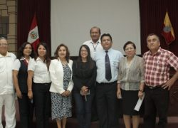USAT preside Consejo Regional Adulto Mayor