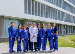 Residentes de la segunda especialidad de Odontopediatría USAT realizan pasantía en Universidad CES Colombia