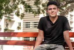 Estudiante de Ingeniería Mecánica Eléctrica USAT realiza pasantía en la UNAM