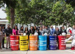 """RSU – USAT inicia Campaña  """"Recicla tu día"""""""