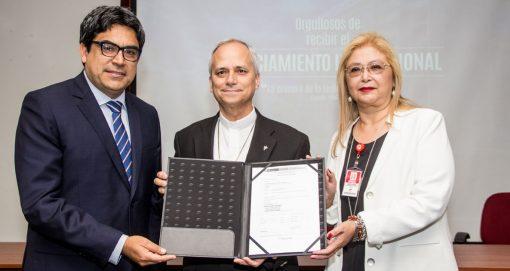 USAT: Primera universidad de la región en recibir la Resolución del Licenciamiento