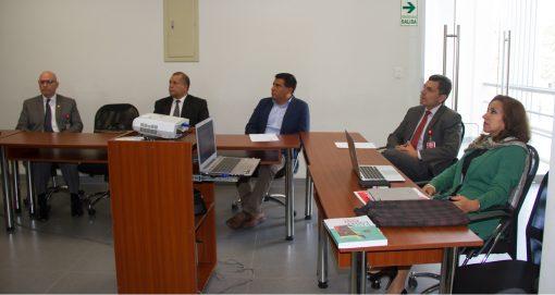 USAT instaura comité de Gestión Ambiental