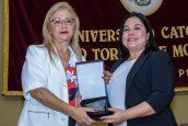 Autoridades de la USAT reciben distinción del Gobierno Regional por su trabajo con el adulto mayor