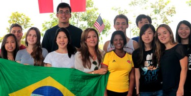 GLOBAL VILLAGE de AIESEC en USAT