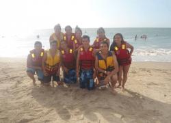 Estudiantes USAT realizan viaje de estudios a Tumbes