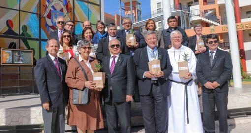 La USAT y la ODUCAL organizan el I Congreso Nacional de Responsabilidad Social Ambiental