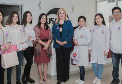 La USAT y el Gobierno Regional promueven campaña por el día de la familia