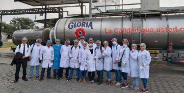 Estudiantes del programa Go USAT visitaron la empresa Agroindustrial del Perú SAC – Grupo Gloria