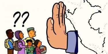 El rechazo del extranjero en el Perú