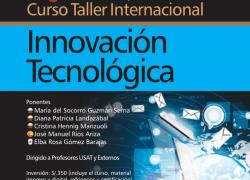 Curso Taller internacional: Innovación Tecnológica