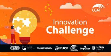 USAT es elegida por segundo año consecutivo como sede en Lambayeque para el Innovation Challenge 2021